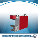 Laser de empaquetado de la fibra de la impresora que hace la máquina para el trazador de gráficos del corte