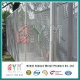 Antihoher Sicherheitszaun des aufstiegs-geschweißtes Ineinander greifen-Panel-358/Ineinander greifen-Zaun der Sicherheits-358