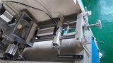 Le découpage faisant le coin automatique a vu pour les profils en aluminium