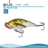 Schule-Fisch-Lipless Fischprodukt-Gerät-Köder mit Bkk dreifachen Haken (LL0570)