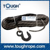 Boat eléctrico Anchor Winch Dyneema Synthetic 4X4 Winch Rope con Hook Thimble Sleeve Packed como Full Set