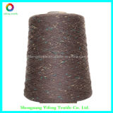 64%Acrylic Coarse Knicker Knitting Yarn voor Sweater (2/16m geverft garen)