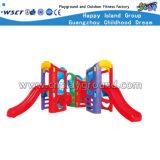 子供の組合せの販売(Hc-16505のための小さいプラスチックスライドの運動場