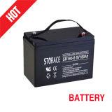Batería Almacenamiento de la batería de 6V 180AH UPS