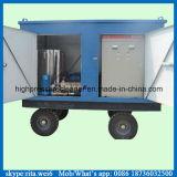 고압 산업 관 발파공 세탁기 수관 청소 장비