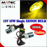 Yellow Pupple Green Pink Kit de conversion HID 24V 55W HID Kit 6000k Xenon HID Kit H7