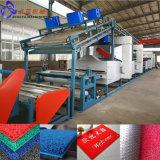 Máquina da extrusora da esteira da bobina do PVC da maquinaria de Qingdao Zhuoya