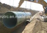 Dn 2500 Pijp van de Glasvezel van de Pijpen GRP de Samengestelde Ondergrondse FRP/GRP/Gre van mm FRP