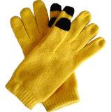 Женщины симпатичные греют перчатки Knit (JKG-2118)