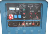 saldatore di CC TIG di CA 300AMPS con il generatore diesel della saldatura