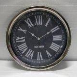 Часы стены кварца Chrom для домашнего украшения