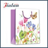 Recicle el bolso de papel de encargo del regalo del OEM del OEM para el día del `s de la madre