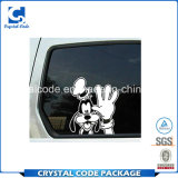 Привлекательный и прочный ярлык стикера автомобиля окна