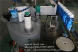 Máquina de escritura de la etiqueta del palillo de la máquina de etiquetado de la botella redonda con la impresora