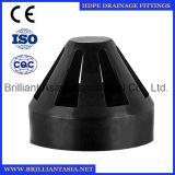 Da drenagem apropriada do HDPE do redutor do HDPE encaixe apropriado da drenagem do Syphon do HDPE dos encaixes de tubulação do banheiro do HDPE
