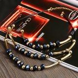De Gouden Kleur van Hotsale Vele Juwelen van de Manier van de Halsband van de Vrouwen van de Lijn