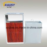 Алюминиевый напольный ящик отброса