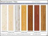 Carrelage en céramique en bois (VRW8N15054 150X800mm)