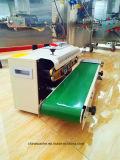 Aferidor contínuo vertical automático da faixa, máquina de selagem