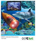 [15م] 7 '' متناظر آلة تصوير نوع تحت مائيّ صيد سمك آلة تصوير نظامة