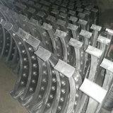 Het Gietende Aluminium van het zand met de Vangrail van de Weg
