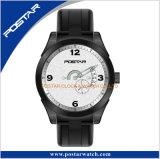 明るい1個の手の一義的なデザイン自動腕時計