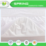 Tissu imperméable en élastance en polyester poli en coton imperméable à chaud