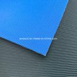 Bande de conveyeur industrielle de matériel d'alimentation de bande de conveyeur de PVC des graines droites
