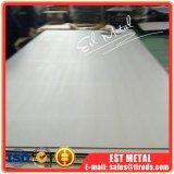Placas Titanium de ASTM B265 Gr2 para el equipo de la explotación del petróleo
