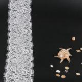 Textilgewebe-Hochzeits-Kleid-Gewebe-Wimper-Gewebe