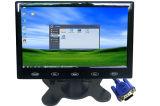 monitor de la salvaguardia de la opinión trasera del monitor del Rearview LED del coche 7inch