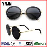 Солнечные очки Ynjn цветастые круглые затаврят ваши