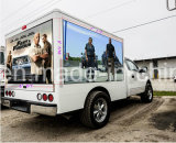 Professionele Supply LED Display Advertising Board Truck