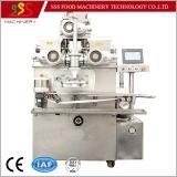 Gute Qualitätsmit einer kruste bedeckende Maschine, die das Maschinen-Pfannkuchen-Gebäck bildet Maschinen-Hersteller anfüllt