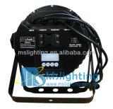 IP impermeable 65 de la luz de la arandela de la pared puede/LED de la IGUALDAD de 36*4With12*10W RGBW 4in1 LED