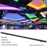 O poder superior 10W RGBW Waterproof a luz do diodo emissor de luz da cor da cidade
