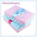 Rectángulo de regalo de empaquetado de papel de encargo para la ropa (BP-BC-0030)