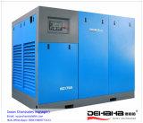 Tipo Ar-Refrigerando compressor variável do parafuso da freqüência