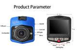 Cámara dual de la lente de HD de la cámara llena del coche con el coche DVR