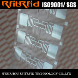 860-960MHz耐熱性タンパーの証拠RFIDの風防ガラスの札