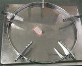 Горелка чугуна с спиральн медной газовой плитой Jp-Gc226 крышки 100X120mm