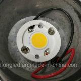 Diodo emissor de luz Recessed fonte Downlight da ESPIGA 12W da fábrica