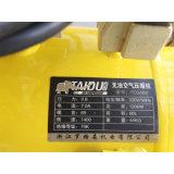 компрессор воздуха поршеня винта молчком масла 2X600W 50L свободно