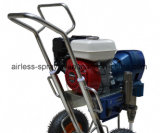 高出力のガスエンジンの絵画スプレーヤー機械