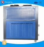 refrigerador refrescado aire de la refrigeración por agua 60kw para el reactor químico