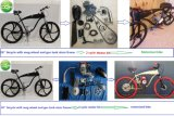 "Cdh는 26 "" 모터 준비되어 있는 Bicycle/2.4L 에서 프레임 가스 탱크를 완료한다"
