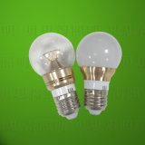 3W 황금 Die-Casting 알루미늄 LED 전구