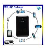 Внешний радиотелеграф Wi-Fi жесткия диска
