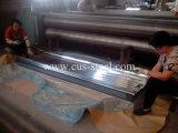 Оцинкованная сталь OEM покрывает рифленые листы /Galvanized