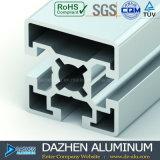 Profil en aluminium de T-Fente en aluminium du constructeur 40X40 20X40